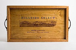 Tray, HILLSIDE SELECT SHAFER, Oak Sides, Golden Oak