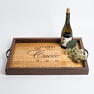 J. Lohr Wine Crate Tray