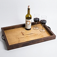 Long Shadows Crate Tray