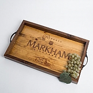 Markham Vineyards Crate Tray