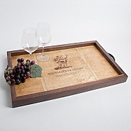 Stag's Leap Crate Tray