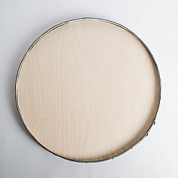Bulletin Board DIY -Round Frame without Corks